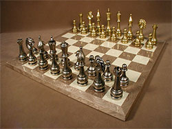 Возможные варианты мата в шахматах