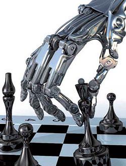 Шахматы: компьютеры начинают и выигрывают