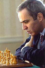 Истории из жизни Гарри Каспарова