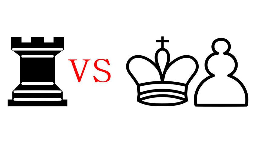 Ладейные Окончания: Король и Пешка против Короля и Ладьи