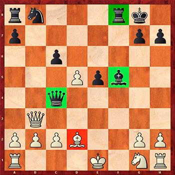 3 совет при атаке на короля в центре