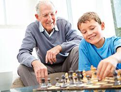 Как начать обучение ребенка игре в шахматы