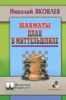 Шахматы. План в миттельшпиле