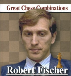 Robert Fischer: Great Chess Combinations (миниатюрное издание)