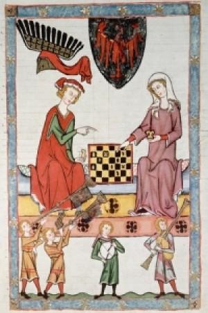 Шахова Миниатюра