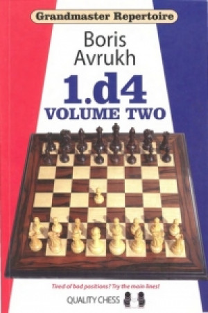 Avrukh Boris - 1.d4 volume two