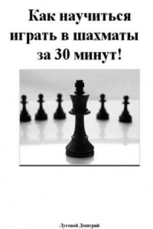 Как научиться играть в шахматы за 30 минут