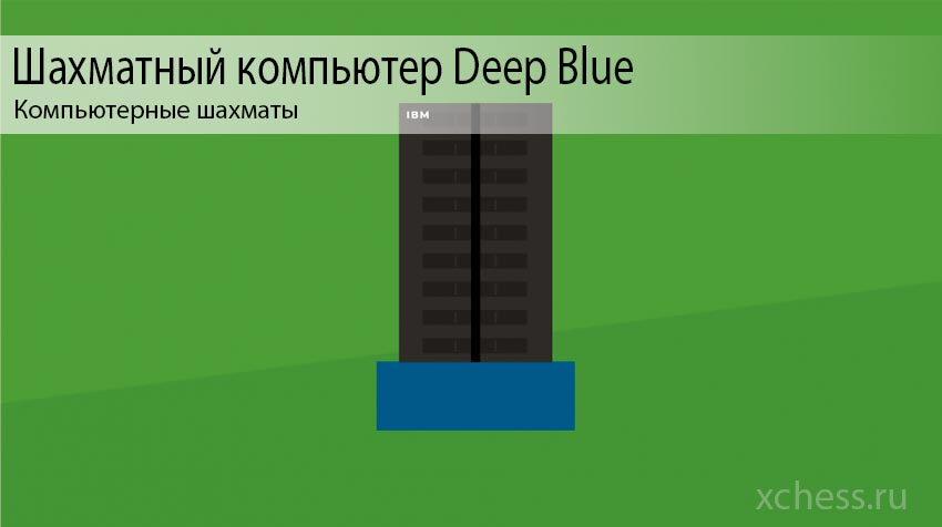 Шахматный компьютер Deep Blue