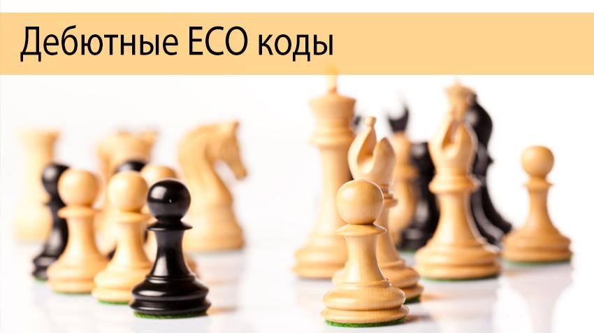 Дебютные ECO коды