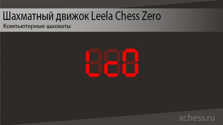 Шахматный движок Leela Chess Zero