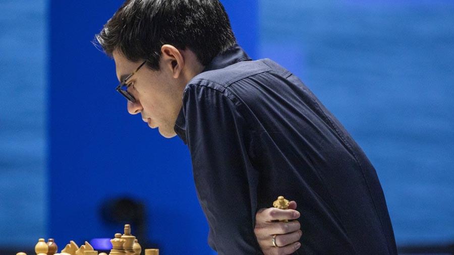 10 Тур. Шахматный турнир в Вейк-ан-Зее 2021 год