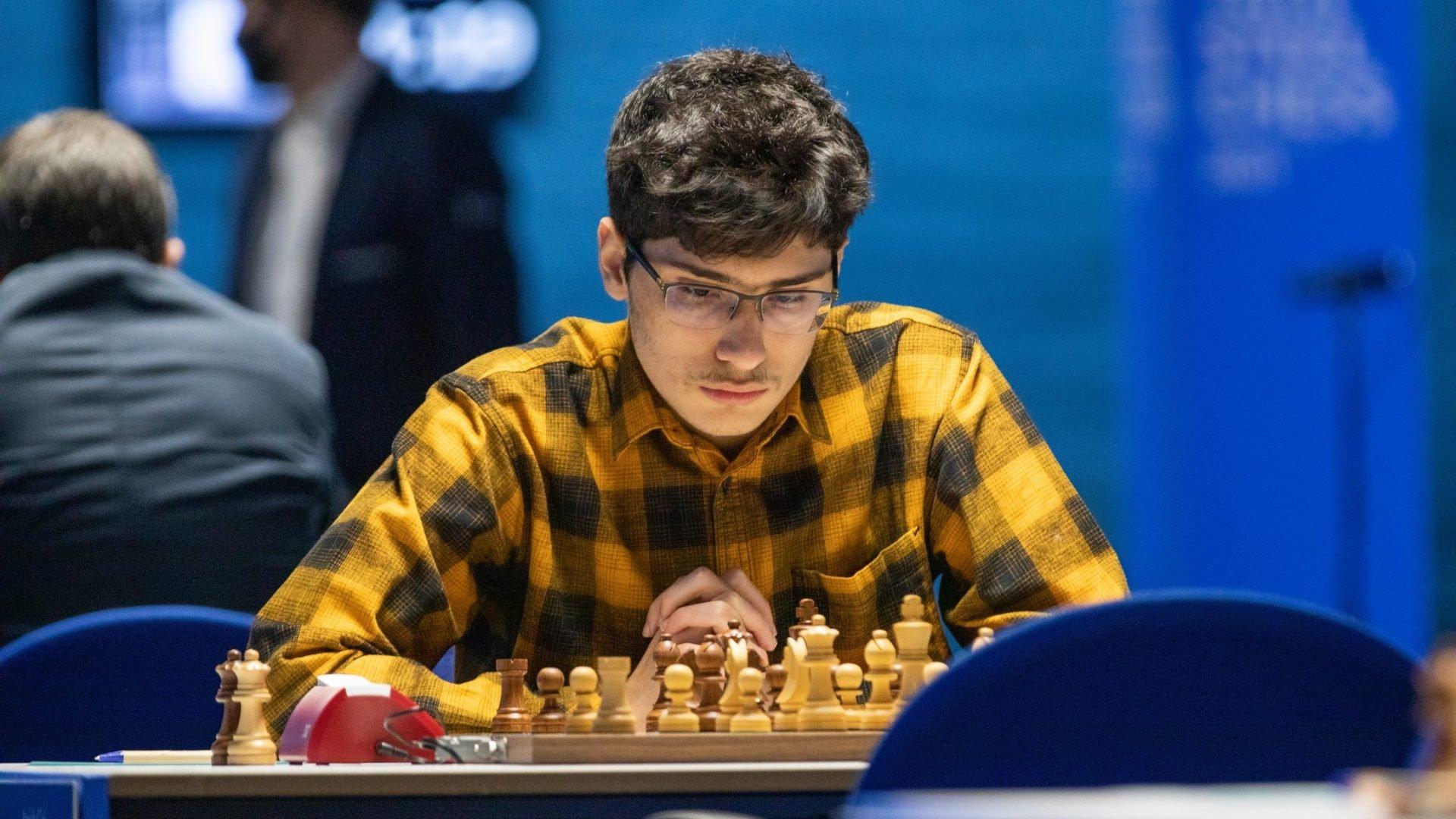12 Тур. Шахматный турнир в Вейк-ан-Зее 2021 год