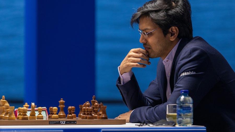 3 Тур. Шахматный турнир в Вейк-ан-Зее 2021 год