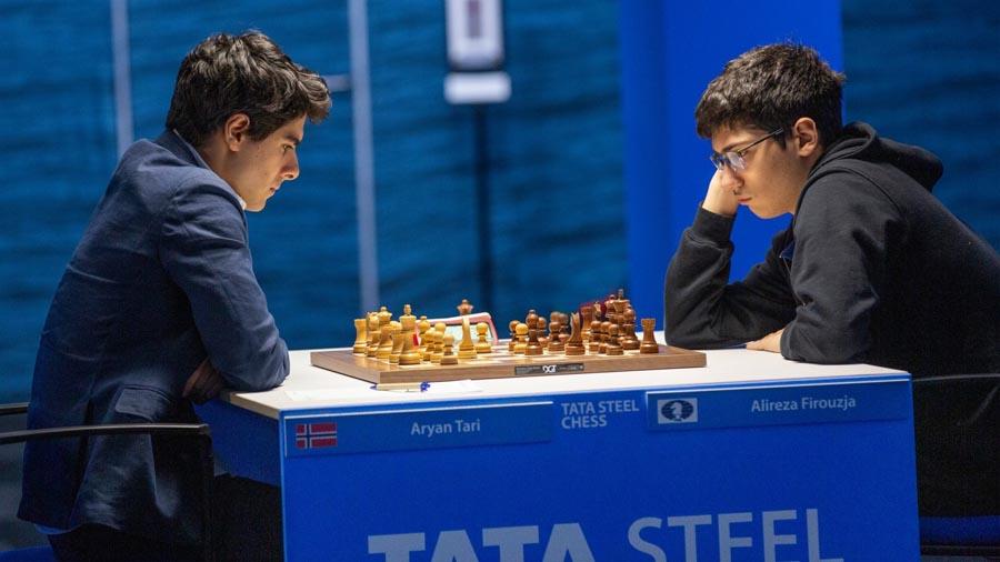 4 Тур. Шахматный турнир в Вейк-ан-Зее 2021 год