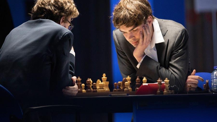 6 Тур. Шахматный турнир в Вейк-ан-Зее 2021 год