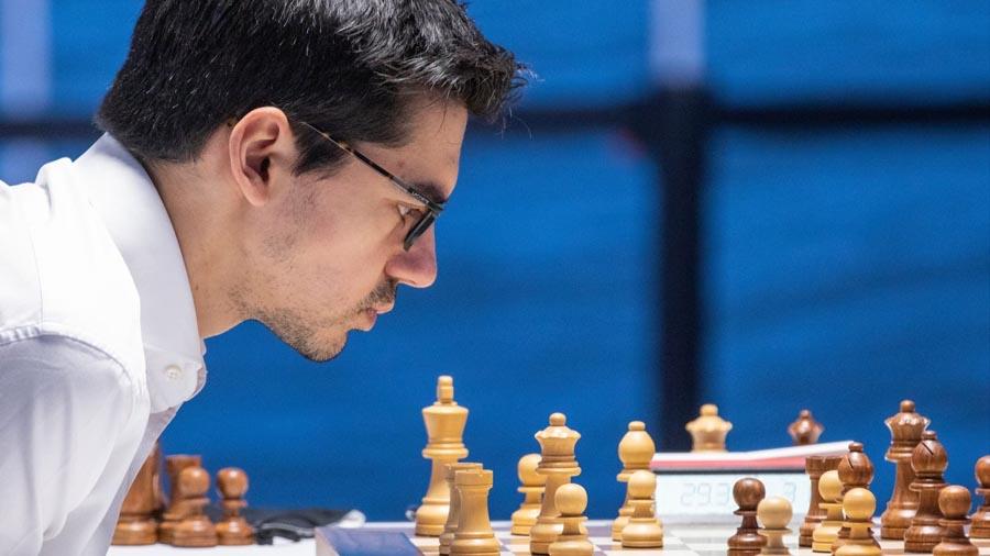 9 Тур. Шахматный турнир в Вейк-ан-Зее 2021 год