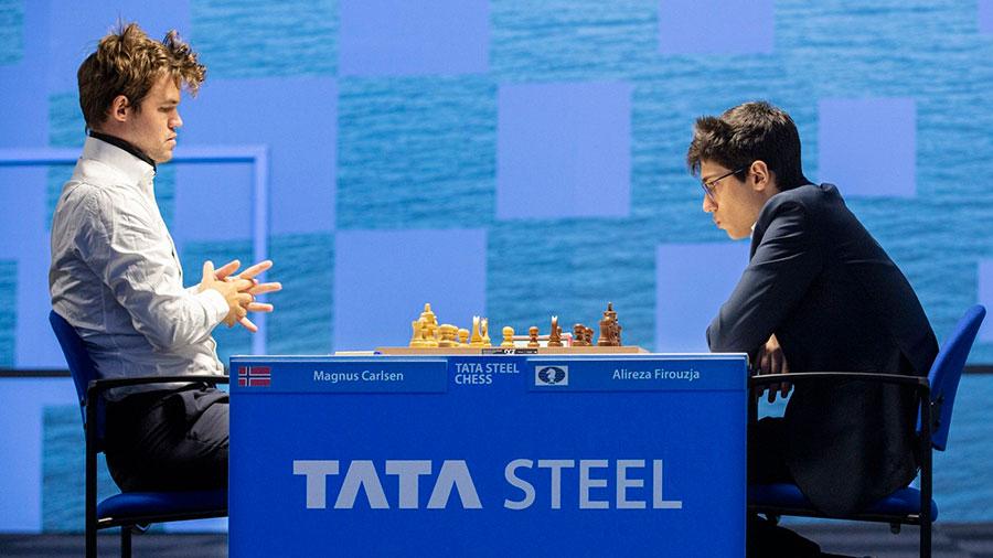 1 Тур. Вейк-ан-Зее. Tata Steel Chess 2021