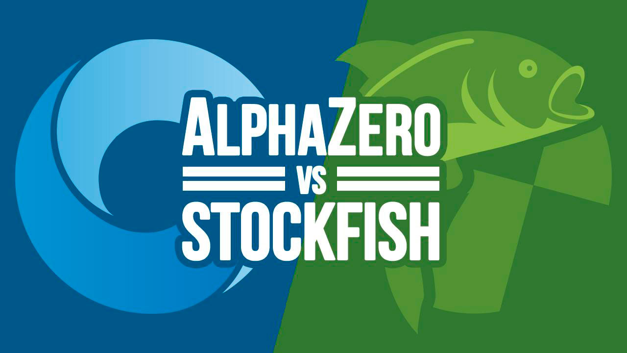 AlphaZero, новый проект Google, громит Stockfish в матче из 100 партий