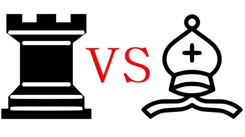 Эндшпиль Ладья против Слона. 3 Основные Идеи
