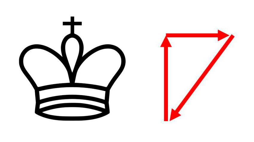 Шахматные Окончания: Треугольник