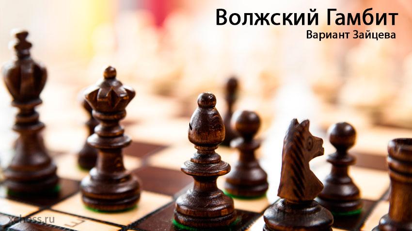 Волжский Гамбит: Вариант Зайцева